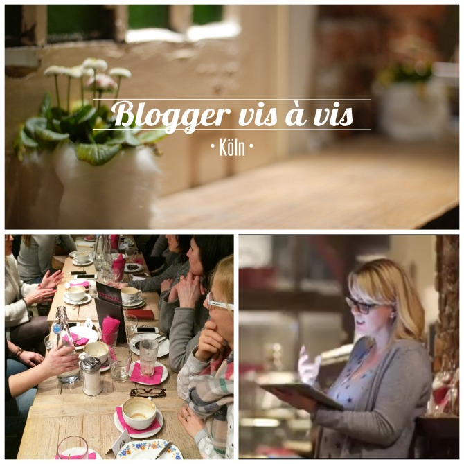 Blogger Vis à Vis in Köln