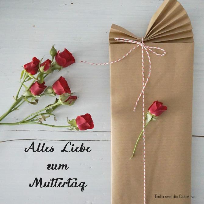 Verpackungsideen zum Muttertag